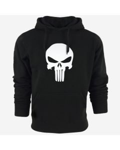 The Punisher Logo Pullover Hoodie
