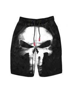 The Punisher Shorts with Pockets