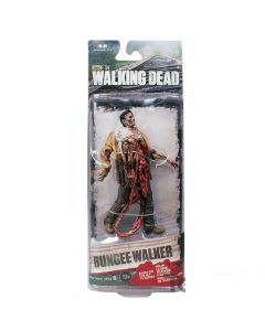 The Walking Dead Bungee Walker  PVC Action Figure Model