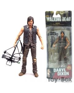 The Walking Dead Daryl Dixon PVC Action Figure Model
