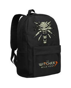 The Witcher 3 Wild Hunt Backpack School Bag