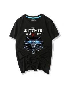 The Witcher 3 Wild Hunt Black Tee Shirt
