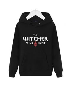 The Witcher 3 Wild Hunt Logo Hoodie