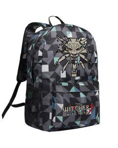 The Witcher 3 Wild Hunt Rucksack School Bag