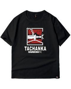 Tom Clancy's Rainbow Six Siege Tachanka T-shirt Cotton Tee Shirt