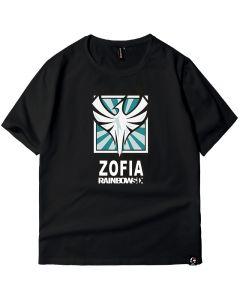 Tom Clancy's Rainbow Six Siege Zofia T-shirt Cotton Tee Shirt