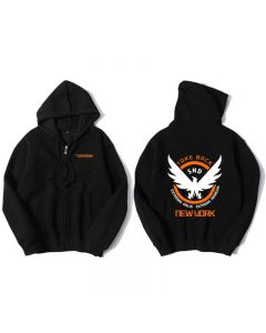 Tom Clancy's The Division Full zip hoodie Jackets