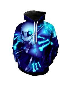 Undertale 3D Printed Hoodie Sweatshirt