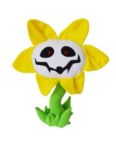 Undertale Flowey Plush Soft Stuffed Toys Doll