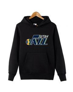 Utah Jazz Pullover Hoodie Basketball Sportswear