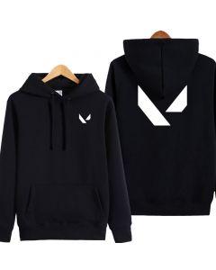 Valorant Fleece Hoody Pullover Sweatshirt