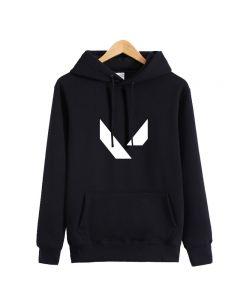 Valorant Pullover Hoodie Fleece Sweatshirt