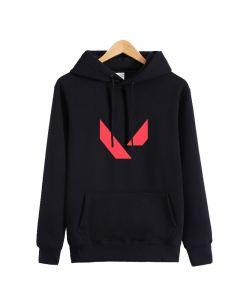 Valorant Pullover Hoodie Hooded Sweatshirt