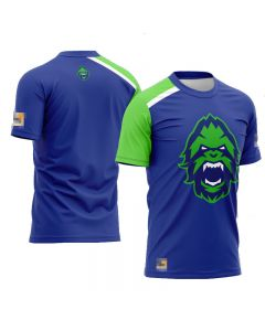 Vancouver Titans Player Jersey Short Sleeve T-shirt