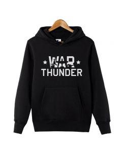 War Thunder Printed Pullover Hoodie Sweatshirt