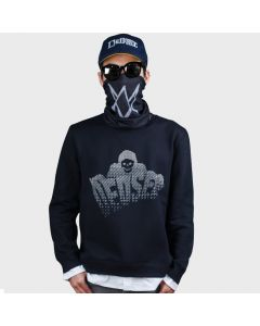 Watch Dogs Marcus Holloway Hoodie Sweatshirt