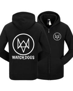 Watch Dogs Pullover Hoodie Jacket