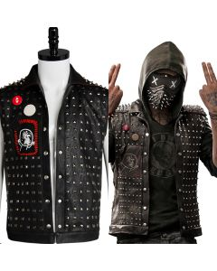 Watch Dogs Wrench Vest Cosplay Costume