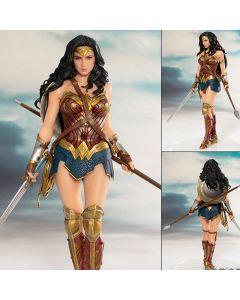 DC Wonder Woman PVC Action Figure Model Statue