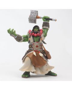 World of warcraft Thrall PVC Action Figure