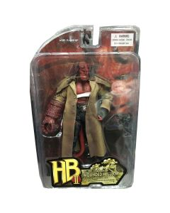 Wounded Hellboy PVC Action Figure Model