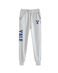 Yale University Print leisure Sweatpants Jogger