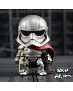 Star Wars Phasma Action Figure Model