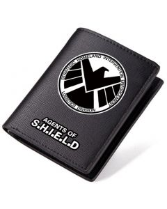 Agents of S.H.I.E.L.D PU Leather Wallet