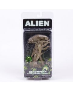 Aliens vs Predator Alien Xenomorph Translucent Prototype Suit Action Figure