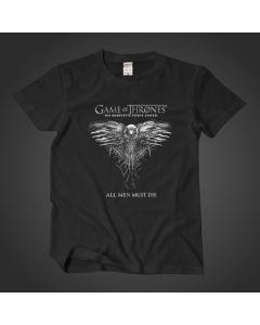 All Men Must Die Game of Thrones T-Shirt