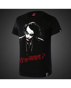 Batman Why So serious T-Shirt - Men's
