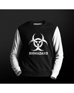 Biohazard Logo Sweatshirt Without Hoody