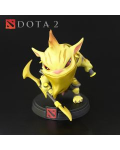 Dota 2 Bounty Hunter  Demihero Vinyl Action Figure Model Toy