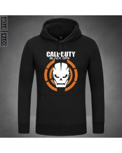 Call of Duty Black OPS Hoodie Without Zipper