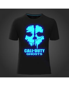 Call of Duty Ghosts Luminous Printed Shirt