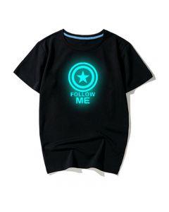 Captain America Luminous T-Shirt