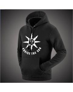 Dark Souls Praise the Sun Hoodie Without Zipper