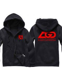 Dota 2 LGD-Gaming Zipper Hoodie
