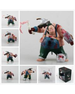 Dota 2 Pudge PVC Action Figure Model
