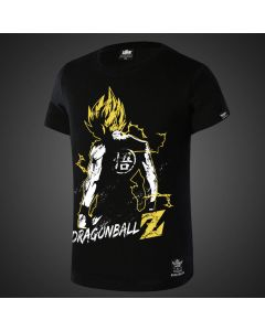 Dragon Ball Super Saiyan Son Goku Black Tee Shirt
