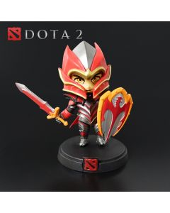 Dragon Knight Demihero Vinyl Action Figure Model Toy