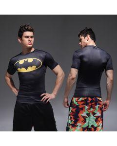 Fashion BatMan Fitness T-Shirt - Men's