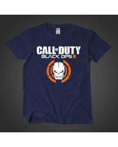 Fashion Call of Duty Black OPS Tee Shirt