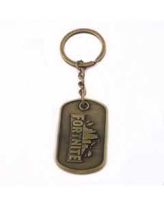 Fortnite logo Keychain