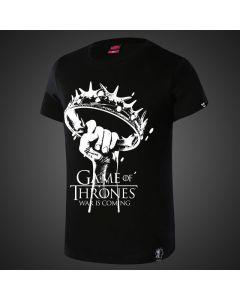 Game of Thrones Black T-Shirt - Men's