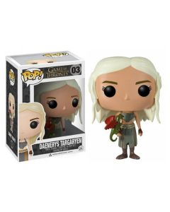 Game of Thrones Daenerys Targaryene Funko Pop! Vinyl