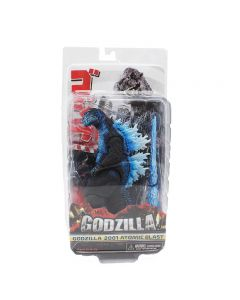Godzilla 2001 Atomic Blast PVC Action Figure