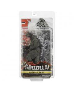 Godzilla Movie 2001 PVC Action Figure Model