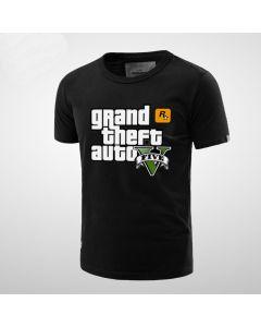 Grand Theft Auto Cotton Men T-Shirt
