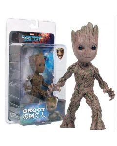 Guardians of The Galaxy Grunt Tree Man Action Figure Toy
